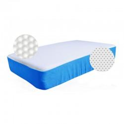 Almohada Viscoelástica Blue Rest Dual Relax 70 x 40