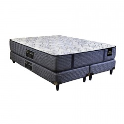 Colchón + Sommier King Koil Super Firm 160 x 200 Gold Edition + 2 almohadas